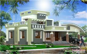modern single story house plans single floor 2 bedroom house in 1628 sq feet kerala home design
