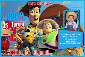 free toy story birthday invitations templates free invitations ideas