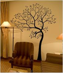 tree wall painting room decor for teenage how to organize