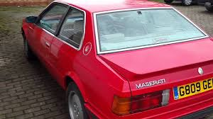 pink maserati interior maserati biturbo 222e outside youtube
