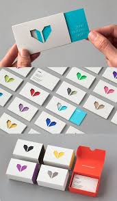 creative presentation cards best 25 creative business cards ideas