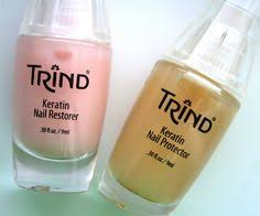 how to repair dry brittle nails nail treatment trind nails