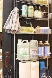 Ideas For Laundry Room Storage by My Sweet Savannah Laundry Room Organization
