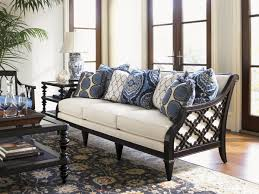 British West Indies Decor Royal Kahala Bay Club Sofa Lexington Home Brands