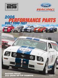 Ford Racing Flag Ford Racing 2006 Steering Transmission Mechanics