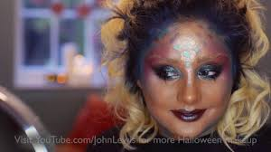 Youtube Halloween Makeup by Halloween Make Up Get The Mermaid Look Youtube