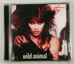 Vanity From Vanity 6 Vanity 6 Wild Animal Cd Prince For Sale