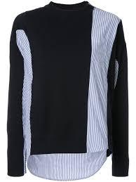 blauer jacket ports 1961 london sacai women clothing sweatshirts
