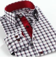 shirts for men with different color in collar buy official