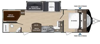 hitchhiker rv floor plans 12 new hitchhiker 5th wheel floor plans house plans ideas