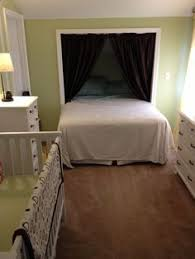 Bed In Closet Ideas | how to make a captain s bed on the cheap cozy clever and room