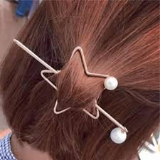 chopsticks for hair online shop new hairpins heart geometry hair stick jewelry