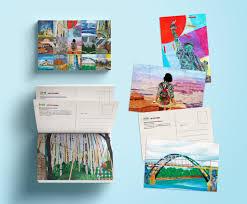 photo postcard centennial postcard book national park foundation