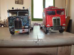 kenworth build and price revell kenworth heavy hauler the truck stop model cars