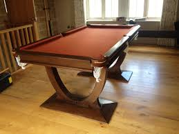 rectangle living room dining room dining room pool table image