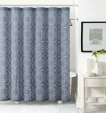 Slate Gray Curtains Gray And Black Shower Curtains Slate Gray Shower Curtain With