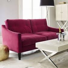Velvet Sofa For Sale by Surprising Jennifer Taylor Ken Tawny Port Velvet Tufted Sofa And