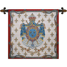 American Flag Tapestry Wall Hanging Buy Blason Royal I European Wall Hangings At Tapestries Tapestry Com