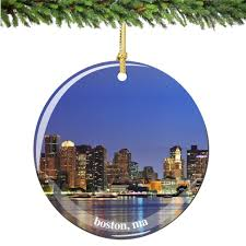 boston ornament porcelain 2 75