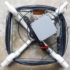 end fed half wave antennas u2013 high on solder