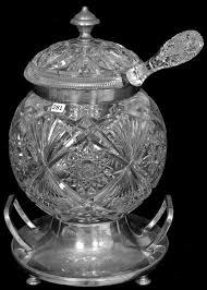Crystal Glass Vase 487 Best Antique Cut Etched Crystal Glass Images On Pinterest