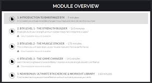 barstarzz btx review will these workouts get you results
