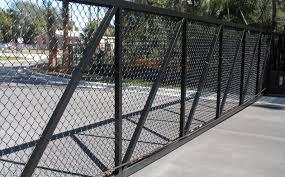 commercial fencing u0026 fences joliet il america u0027s backyard