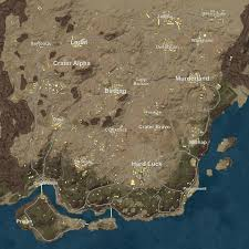pubg desert map pubg s test server patch holds hints of the desert map usgamer