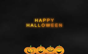 happy halloween desktop wallpapers wallpaper cave