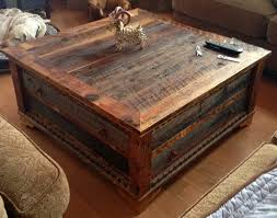 Coffee Table Chest Living Room Best 25 Trunk Coffee Tables Ideas On Pinterest Wood
