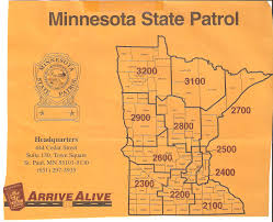 Minnesota State Map by Minnesota Us The Radioreference Wiki