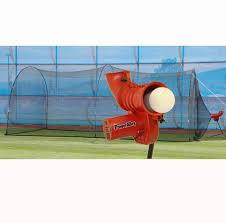 heater poweralley 11 u201d softball pitching machine u0026 poweralley 22