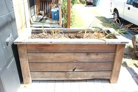 planter bench plans wood planter box u2013 bakusearch info