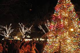 christmas lights best small towns for christmas lights reader s digest
