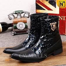 men u0027s leather dress boots cw750223