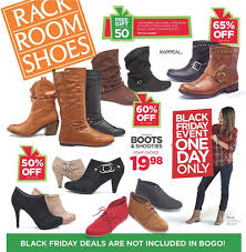 best black friday shoe store deals other national chain store special sale rack room shoes black