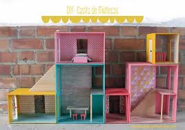 Easy To Make Toy Box by 5 Ways To Make A Dollhouse Petit U0026 Small