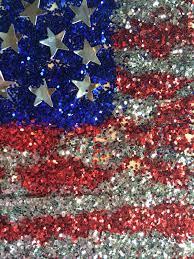 American Flag Header Mini Monets And Mommies July 4th Glitter American Flag Kids U0027 Art
