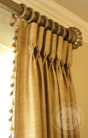 Drapery Ideas by Drapery Rods The Window Curtain Best Pinch Pleat Curtains Ideas On