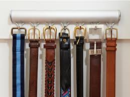 Ideas For Hanging Backpacks Tackling Storage In A Teenage Closet Hgtv