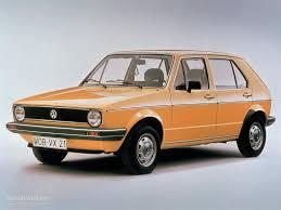 volkswagen hatchback 1980 volkswagen golf i 5 doors specs 1974 1975 1976 1977 1978