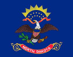 Montana State Flag Flag Of North Dakota Wikipedia