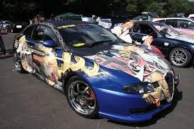 japanese custom cars japanese geekiest cars run on nerd fuel kotaku australia