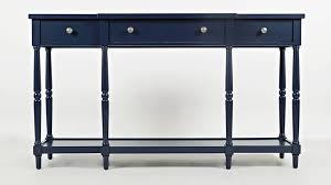 60 inch console table stately home elegant navy solid wood 60 inch console jfn 1633 60