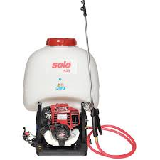 solo high pressure motorized 5 gal backpack sprayer gempler u0027s