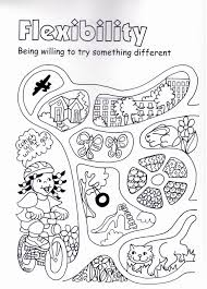 virtues activity coloring book 8 10 yrs peaceful pages