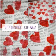 gift wraps make your own valentines gift wrap owl