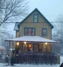 a christmas snow ralphie s house a christmas story house