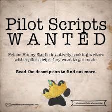 Seeking Pilot Script Prince Honey Studio Home
