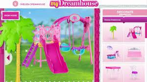 バービープリンセスドリームハウスデコレーションゲーム barbie